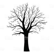 tree silhouette stock vector art 500292072 istock