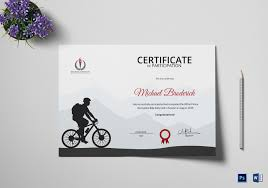 business certificate templates certificate honorary design