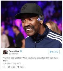 Denzel Meme - uncle denzel know your meme