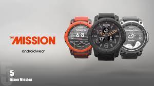 best smartwatch 2016 top 5 waterproof rugged sport watches