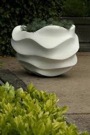 Cheap Tall Planters by Tall Planters Shallow Planter Flower Pot Stand Decor Fabulous For