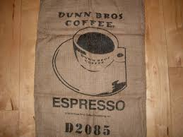 burlap bags for sale i the look of using burlap hessian coffee bags as a feature