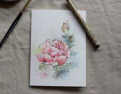 painted cards for sale white daisies greeting card for sale by freeman watercolor