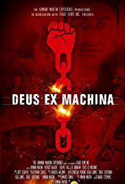 ex machina poster deus ex machina 2016 imdb