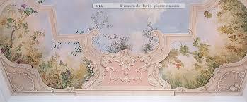 soffitti dipinti decorazioni murali e affreschi su soffitti volte e cupole