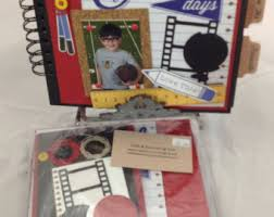 8 x 8 photo album 8x8 scrapbook kits etsy