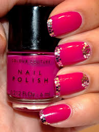 85 pink nail art designs for girls
