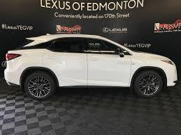 lexus sport utility used used 2017 lexus rx 350 4 door sport utility in edmonton ab l12889