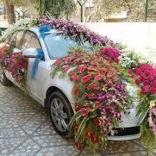 Christian Wedding Car Decorations Flower Car Decorations Services In Delhi Pune Bangalore Mumbai