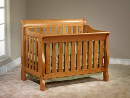 Bassett Convertible Crib by J U0026r Woodworking Traditional Crib Collection