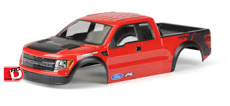 Ford Raptor Msrp - 2017 ford f 150 raptor clear body for the stampede by pro line