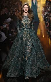 robe de mariã e couture zuhair murad from best looks from haute couture fashion week