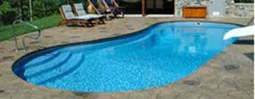 new great lakes in ground fiberglass pool by san juan the pool source inc in cranston san juan pools the pool