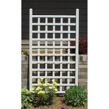 Lowes Trellis Panel Trellises Arbors U0026 Trellises The Home Depot