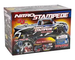 monster jam remote control trucks traxxas nitro stampede 1 10 rtr monster truck tra41096 3 cars