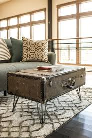 Suitcase Coffee Table Diy Upcycled Suitcase Coffee Table Ideas Furniture