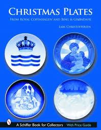 plates from royal copenhagen and grondahl