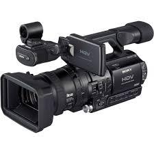 Kamera Sony Hdv Sony Hvr Z1u 1 3 3 Ccd Hdv Camcorder Hvrz1u B H Photo