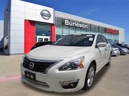nissan altima 2015 warranty certified 2015 nissan altima for sale in burleson tx pfc242160