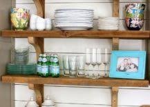 Rustic Kitchen Shelving Ideas by Rugged Charm 20 Rustic Shelving Ideas For Your Modern Kitchen