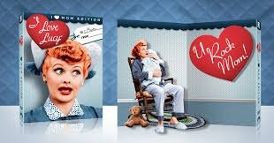 i love lucy celebrate mother u0027s day with i love lucy i heart mom edition out