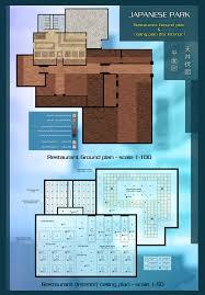 falling water floor plan my graduation project
