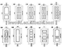 Standard Interior Door Size Standard Interior Door Width Center Divinity