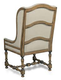 furniture stunning fabric dining chairs with arms as the