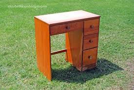 Diy Simple Desk Simple Desk Redo With Big Meaning Hometalk