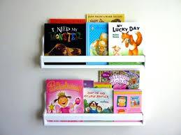 Wall Mounted Bookcase Shelves Wall Bookshelves For Kids Kids Wall Book Shelf U2013 Harryterjanian