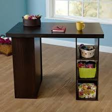 counter height craft table tall craft table wayfair