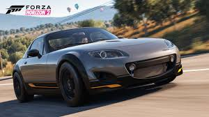 mazda car deals 2016 forza horizon 2 players can download the mazda mx 5 car pack next