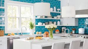blue backsplash kitchen 7 bold backsplash ideas for your white kitchen