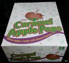 where can i buy caramel apple lollipops caramel apple pops candy gum chocolate ebay