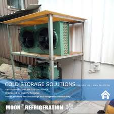 cold room with refrigeration unit cold room with refrigeration