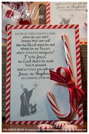 legend of the candy cane card for witnessing por designsbylindanee