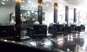 cuisine ultra moderne décoration salon de coiffure ultra moderne 19 le mans luminaire
