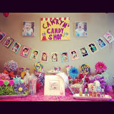 Birthday Candy Buffet Ideas by 364 Best Mesas De Dulces Images On Pinterest Tables Birthday