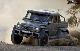 mercedes pickup truck 6x6 mercedes benz wallpaper