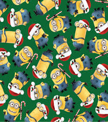 minion wrapping paper despicable me christmas wrapping paper festival collections