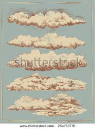cloud drawing stock images royalty free images u0026 vectors
