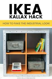 ikea shelf hack 115 best industrial images on pinterest home industrial and