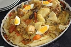 recette cuisine poulet recette tchakhchoukha ou rougag au poulet cuisinez tchakhchoukha ou