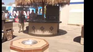 fire pits in rialto ca extreme backyard designs youtube