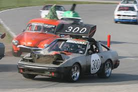 rusty car driving the greatest 24 hours of lemons cars of all time roadkill