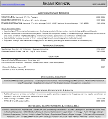 Management Consulting Resume Example by Consulting Resume Examples Resume Badak