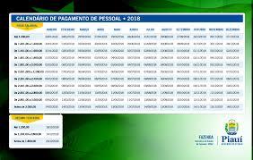 pagamento estado rj maio 2016 governo do estado divulga tabela de pagamento de 2018 portal do