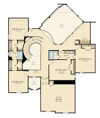 Game Room Floor Plans Tillman New Home Plan In West Ranch Classic And Kingston