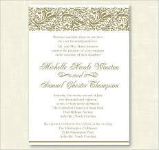 formal invitations formal wedding invitation templates formal wedding invitation