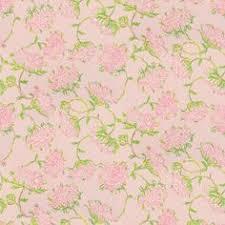 Lilly Pulitzer Home Decor Fabric Lee Jofa Shabby Pink Roses Toile Trellis Fabric By Elegantfabrics1